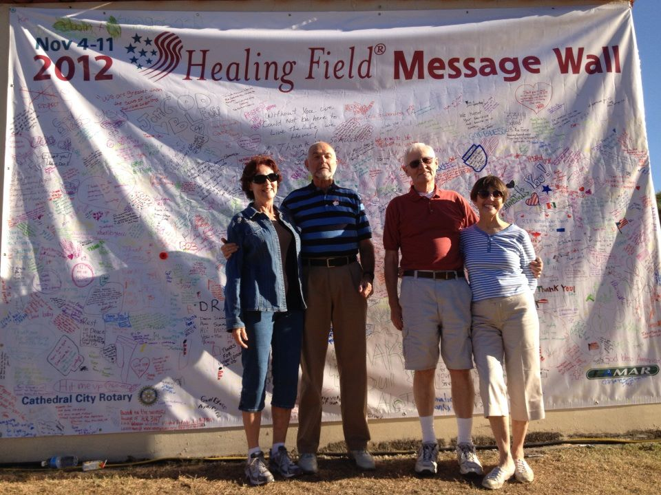 Rotary Club of Cathedral City  Working together