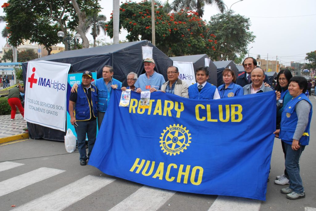 Rotary Club of Cathedral City  International Projects. Helping make the world a better place.